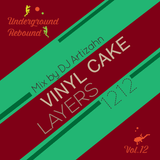 Vinyl Cake Layers | 12 -12  | Vol. 12