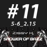 SHOWER OF BAZZ #11 (5-6 2.15)