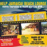 Warm Up Set @ HELP Jamaica! Beach Lounge (May 2011)