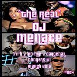 R'n'B v Hip-Hop v Dancehall Bangers #1 March 2016 [#004]
