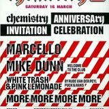 CHemistry 1996-03-16 Marcello & Mike Dunn (Ch 1 Year Anniversary)