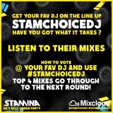 @UNCLE_BUBU STAMCHOICE TOP 8 MIX
