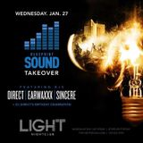 djSINcere's BluePrint Sound Takeover at Light Nightclub Mix