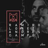 Coyu - Suara Podcats 188 with Ramiro Lopez b2b Andres Campo on TM Radio - 14-Sep-2017