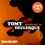 Tomy DeClerque djset (TANNPOD002) - Tannhäuser rec.