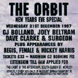 Residents b2b @ The Orbit NYE Special - The Afterdark Morley/Leeds - 31.12.1997