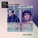 Get Physical Radio #317 mixed by Digitaria