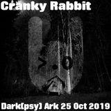 Dark(psy) Ark 25 October 2019