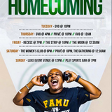 The Pre Game (2019 FAMU Homecoming)