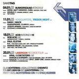 Ural 13 Diktators (Live PA) @ Lasergun Records Tour - Achtermai Chemnitz - 25.01.2003