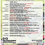 BCR Boys (Live PA) @ Synewave Nacht - Berghain Berlin - 11.06.2011