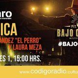 """Radio la Fábrica entrevista talia del """"Bajo Circuito"""" programa transmitido el día 1 de Diciembre 201"""