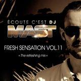 FRESH SENSATION 11 by DJ MAST (2016)