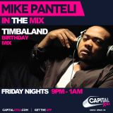 Timbaland Birthday Mix - Capital Xtra Friday Night Mix Show (Fri 10th March 2017)