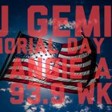 Dj Gemini & @AngieAng Memorial Day Mix 5-28-16 WKYS