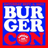 BURGER ROCK N ROLL RADIO - SEASON 3 - BURGERCON