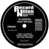 DJ EMSKEE LIVE OPENING SET FROM THE ALL VINYL RECORDNTION PARTY @ THE MOCKINGBIRD IN NYC - 9/15/17