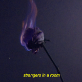strangers in a room