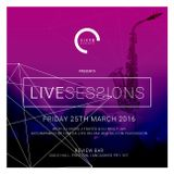 Six15 Presents Live Sessions at Review, Preston Feat. DJ Holly Jay & Tom Da Lips on Sax