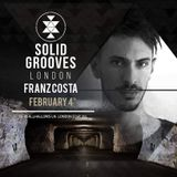 Franz Costa - Solid Grooves 04.02.17 Live At The Steelyard London (UK)