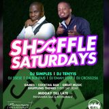 Panamera Bar Shuffle Saturdays Dj Tenyis Old School Mix 25th May