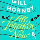 Gill Hornby ALL TOGETHER NOW. Author of The Week on Radio Gorgeous with Donna Freed