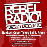 2017-04-27 Rebel Radio 716 show 125 - 2 hours of Rukkus