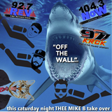 Thee Mike B Takeover - Off the Wall Radio w Pedro LeBass 2.12.17