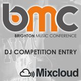 BMC Mixcloud Competition entry 2015 Franky B Moore deep n house #btn