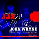 John Wayne Movements Birthday Mix