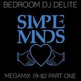 Simple Minds Megamix 79-82 Pt. 1