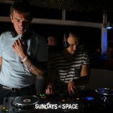 SPACE - Live Dj Set SUNDAYS AT SPACE  PREMIER ETAGE  - TOM LAMBURNE b2b with me at Space Ibiza