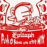 PUNK O RAMA Non Stop Mix Mixed by Novoiski  PUNK MIX