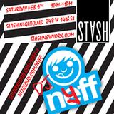 Live at STASH 130209 (Pt. 1)