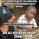 The After Work House Party with DJMIKELOVER on UGHTV Fri, 17 Oct 2014