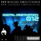 Digital Destination 012 Trancecast