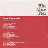 Blu Mar Ten - Drum & Bass Mix - Sep 2009