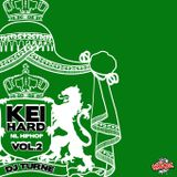 Keihard Vol 2 mixed by DJ Turne (80 minutes of Dutch Hip Hop)