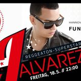 J-Alvarez (Reggeaton Warm-Up ) Mixed by DJ SIM