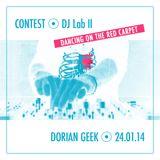 Contest DJ Lab II - Dorian Geek mixtape (01.14)