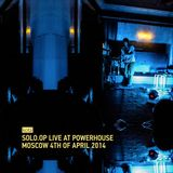 solo.op — Live At Powerhouse