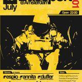Daboo - Live at OT301 - Amsterdam - 19.07.14