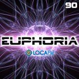 EUPHORIA ep.90 30-03-2016 (Loca FM Salamanca) DJ Correcaminos