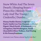 """CINEMATIC LOVE THEMES"" (DISNEY MOVIES)"