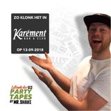 Party Tapes 30 | Karément (13/9/'18) [Urban]