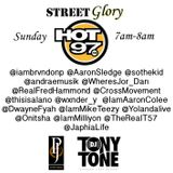 Street Glory on Hot 97 Live 4.9.17