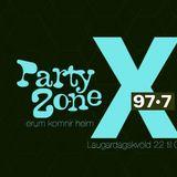 Secret Solstice Party Zone 14. maí