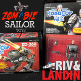 Riv & Landin #06 - Featuring Zombie Sailor Toys!