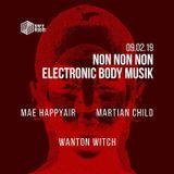 Martian Child - Electronic Body Musik (NNN @ Saferoom)