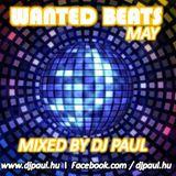 Wanted Beats 2013 May Mixed by Dj Paul